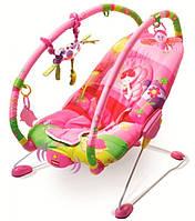 """Кресло для новорожденных массажное """"Маленькая принцесса""""  Tiny Love Тини Лав 1800206830"""