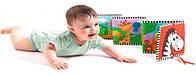 Развивающая игрушка для детей Моя первая книжка Tiny Love Тини Лав 1601200430Подробнее: