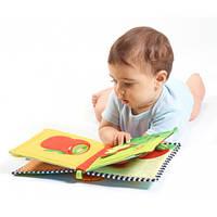 Развивающая книжка для детей Мое Первое Знакомство Tiny Love Тини Лав 1109600458