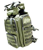 Рюкзак тактический Хаки 80 л