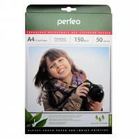 Perfeo A4 150 г/м2 глянцевая (glossy) односторонняя 50 листов