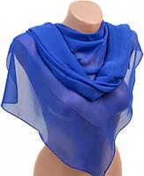 Женский очаровательный шарф 52 на 152 из легкого шифона 10112 A5