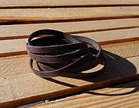 Браслет аксессуар  лентчастый кожаный от BRUTAL (Hand Made)