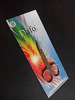 Ножницы ногтевые изогнутые Defo 502 C