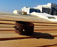 Браслет аксессуар кожаный с шипами от BRUTAL (Hand Made)