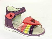 Летняя детская ортопедическая обувь босоножки Шалунишка арт.TS-5718 (Размеры: 20-25)
