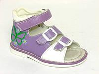 Летняя детская ортопедическая обувь сандалии Шалунишка арт.TS-5716 (Размеры: 20-25)