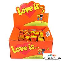 Жвачки Love is Апельсин-Ананас