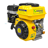 Многоцелевой бензиновый двигатель Sadko GE-200 PRO со шпоночным валом привода