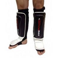 Защита ног голени и стопы FirePower FPSG4 - MMA PRO