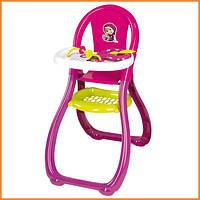 Игрушка стульчик для кормления для кукол Маша и Медведь Smoby 240201