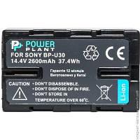Аккумуляторы И Зарядки Для Фото-видео Техники PowerPlant Sony BP-U30 (DV00DV1351)