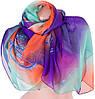 Чудесный женский качественный шарф 143*147 см ETERNO (ЭТЕРНО) ES0206-28-4
