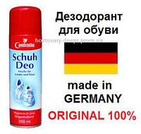 Дезодорант для обуви Centralin Schuh Deo аэрозоль 250 мл. Германия