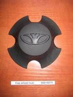 Колпак колесного диска под болты Ланос/Нексия (эмблема Daewoo) 96209791
