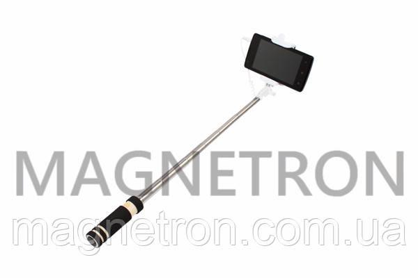 Селфи монопод для смартфона L=140-500mm MINI-BLACK, фото 2