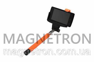 Селфи-монопод для смартфонов L=235-1060mm Z07-5-ORANGE, фото 2