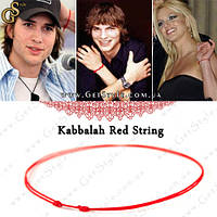 "Красная нить Каббала - ""Red String"" - оберег!"