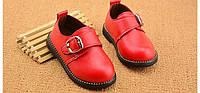 Детские демисезонные туфли для девочки