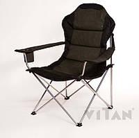 Кресло «Мастер карп» зеленый