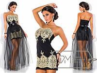Модное вечернее платье 336 (3220)