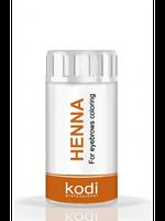 Хна для окрашивания бровей (темно-коричневая), Kodi 5г.