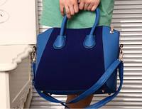Практическая женская сумка с ручками. Стильная сумка. Низкая цена. Купить сумку в интернет-магазине.Код:КД80-2