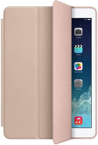 Кожаный чехол Apple Smart Case для iPad Air (beige) MF048ZM/A бежевый