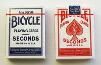 Карты для фокусов Bicycle Seconds