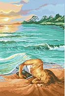 Рисунок на канве для вышивки нитками мулине 40633 Дали