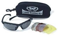 Спортивные защитные очки со сменными линзами GLOBAL VISION C-2000 TOURING KIT