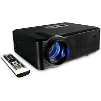 Проектор Excelvan CL720D LED HD,3000LM,ТВ Тюнер