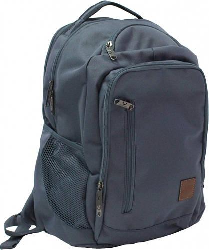 Удобный мужской городской рюкзак Bagland 29 L 532662 серый