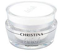 Ночной крем для кожи лица / Night Cream (Wish), 50 мл