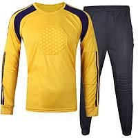 Футбольная вратарская форма (Желтая)