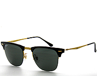 Солнцезащитные очки Ray-Ban Clubmaster RB8056 157/71 Gold/Gray