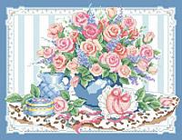 Рисунок на канве для вышивки нитками 30592 Натюрморт
