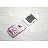 Телефон раскладушка 199 Pink