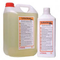 Очиститель для очистки керамических покрытий Litoclean Plus, 1л (Литокол)