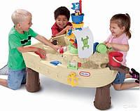 Little Tikes Игровой стол Пиратский корабль 628566