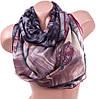 Воздушный шифоновый женский шарф 186 на 102 см. ETERNO (ЭТЭРНО) ES1405-4-4