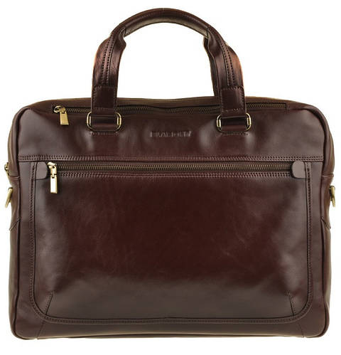 Мужская сумка из натуральной кожи BLAMONT BN005R