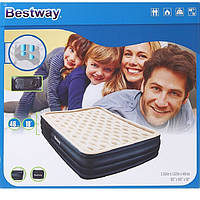 Надувная кровать BestWay 67432(203х152х46см)