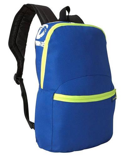 Яркий детский качественный рюкзак 10 л. Newfeel Abeona 100 navy 567464 синий