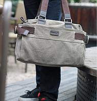 Мужская оригинальная сумка  для деловых встреч