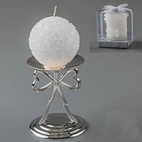 Декоративная свеча ШАР 7 см