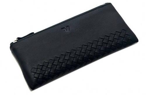 Удобная ключница из натуральной кожи Roncato Monaco 410677/01 черный