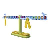 Набор для обучения Gigo Занимательные весы, детские обучающие весы