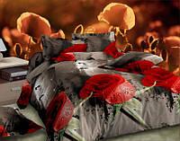 Красивый комплект постели 5D