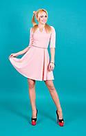 Модное женское платье Ева юбка клеш